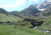 Puzzle vallée des pyrenees