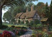 Puzzles cottage