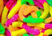 Puzzle bonbons acidulés