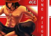 Puzzle en ligne Ace One piece