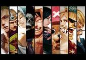 One piece équipage