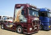 Puzzle les beaux camions