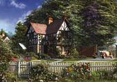 Puzzle gratuit cottage