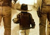 Puzzle Enfant cowboy