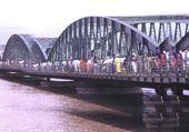Puzzle en ligne le pont Faidherbe Sénégal