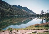 Jeux de puzzle : Lac d'Aumar