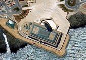 Puzzle en ligne mosquee H_II dans l'eau