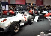 Puzzle en ligne mercedes F1