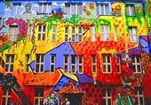 Puzzle graffiti_art_dusseldorf_germany_