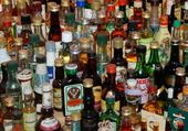 Puzzle Puzzle bouteilles derrière le bar