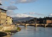 Puzzle vue du pont de Florence