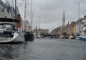 Jeu puzzle Copenhage bras de mer