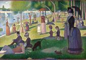 Puzzle tableau de Georges Seurat