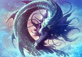 Puzzle Jeux de puzzle : Serpent des mers