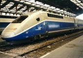 Puzzle TGV