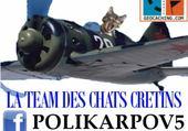 Jeux de puzzle : Le team des chats cretins