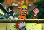 Puzzle Funny Kakashi et Naruto
