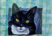 Puzzle en ligne chat