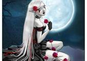 Puzzle Gothique sous la lune