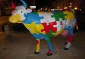 Jeu puzzle oh la vache !!