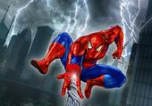 Jeu puzzle spiderman