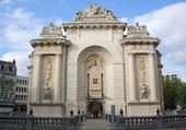 Jeu puzzle Les portes de Paris