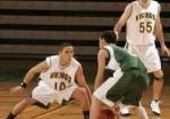Puzzle basket defense