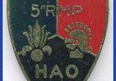 Puzzle Légion,5ème RMP