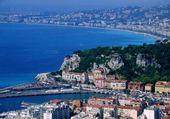 Puzzle vue de Nice