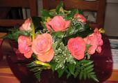 Puzzle Puzzle gratuit bouquet romantique