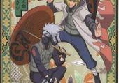 Puzzle Kakakshi et Minato