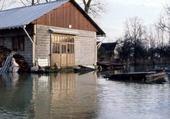 Puzzle inondation de la saône 1982-1983