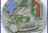 Puzzles Légion Etrangère 13ème DBLE