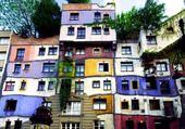 Jeux de puzzle : Hundertwasser