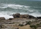 Puzzle en ligne tempête en Bretagne