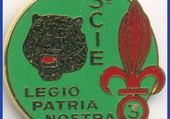 Jeux de puzzle : Légion Etrangère , 3ème REI
