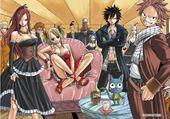 Scene de mangas