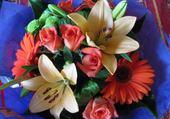 Puzzle Puzzle bouquet romantique