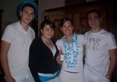 Puzzle Jeux de puzzle : Steve, Pauline, Yoann et Moi