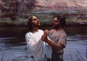 Puzzle Baptem de Jésus