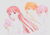 Puzzle Fruits Basket - World-Shugo-Chara