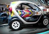 Puzzle microcar by renault