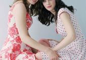 Puzzle zooey and emily deschanel
