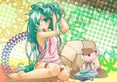 Puzzle Hatsune Miku