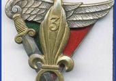 Jeux de puzzle : Légion Etrangère 3ème BEP