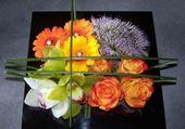 Puzzle Puzzle composition florale