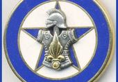 Puzzles Légion Etrangère,2ème REG
