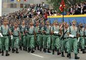 Puzzle défilé Légion Espagnole