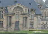 Puzzle châteaux de chantilly