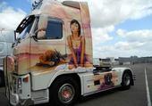 camion decorer